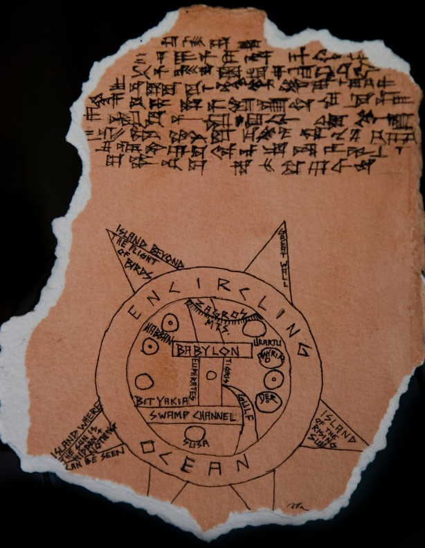 Babylonian map of the world.jpg